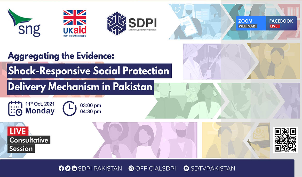 Aggregating the Evidence: Shock-responsive Social Protection Delivery Mechanism in Pakistan